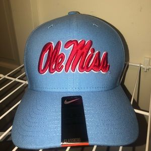 Ole Miss Baseball Hat